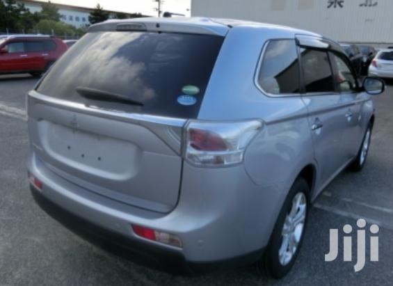 Mitsubishi Outlander 2013 Silver   Cars for sale in Parklands/Highridge, Nairobi, Kenya