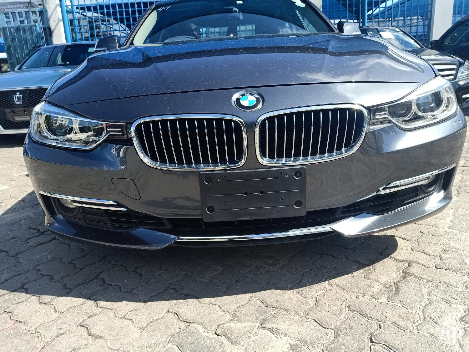 BMW 320i 2012 Gray | Cars for sale in Mvita, Mombasa, Kenya