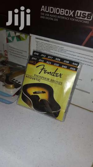 Guitar Strings Fender Acoustic | Musical Instruments & Gear for sale in Homa Bay, Mfangano Island