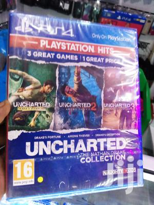 Uncharted (Nathan Drake Collection)