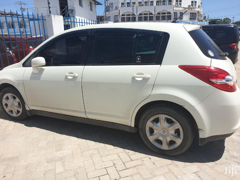 Nissan Tiida 2012 White   Cars for sale in Tudor, Mombasa, Kenya