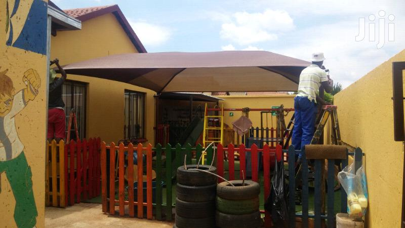 Play Area Canopy