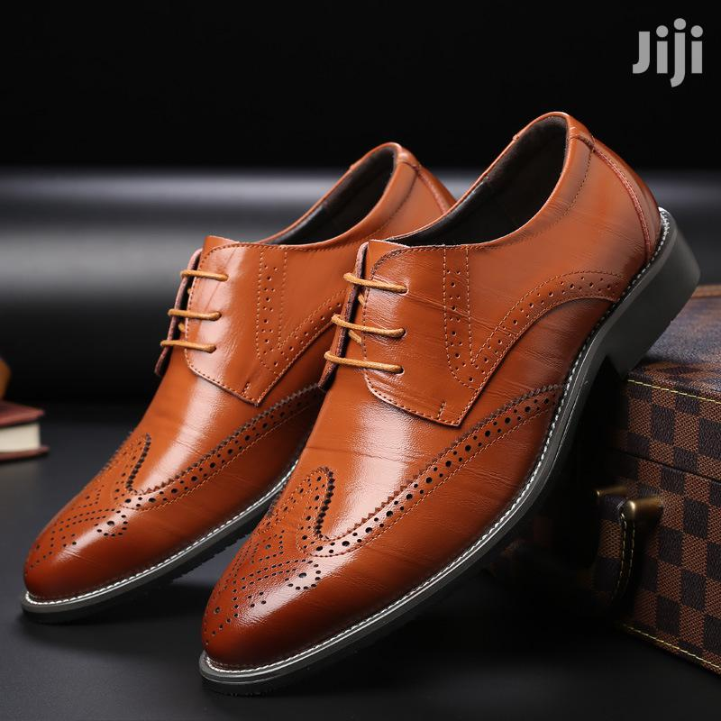 Men Official Leather Oxfords | Shoes for sale in Nairobi Central, Nairobi, Kenya