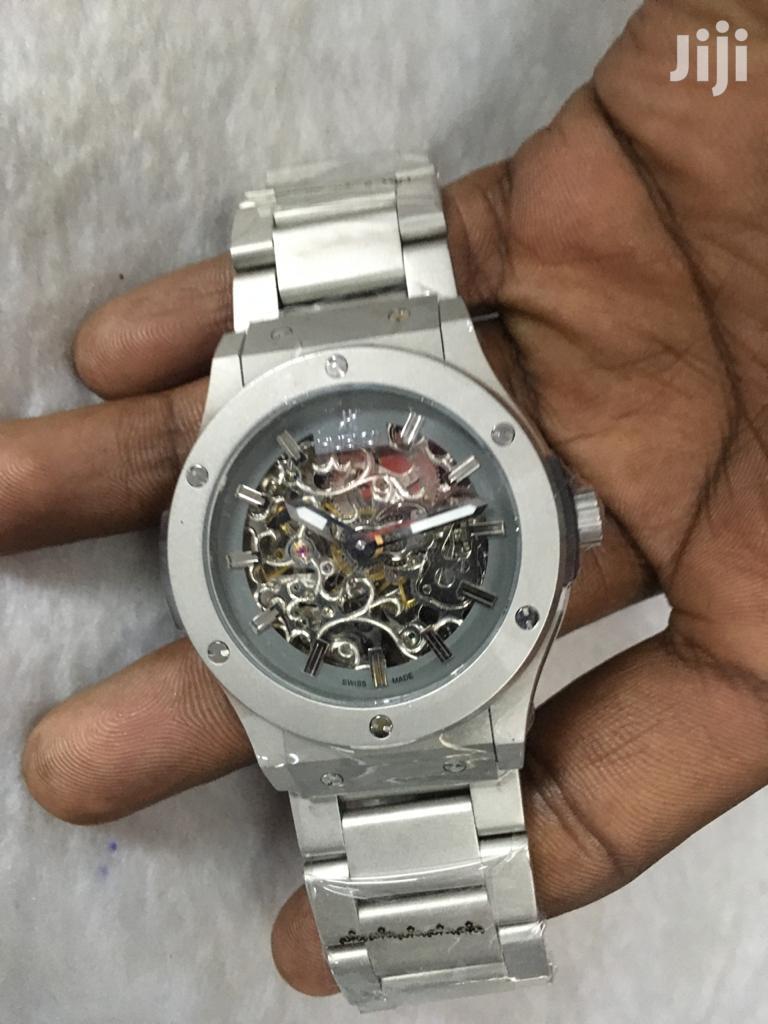Quality Grey Hublot Watch