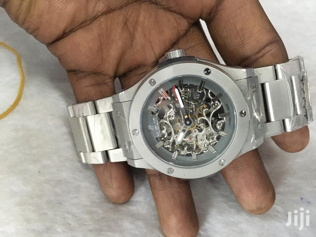 Quality Grey Hublot Watch | Watches for sale in Nairobi Central, Nairobi, Kenya