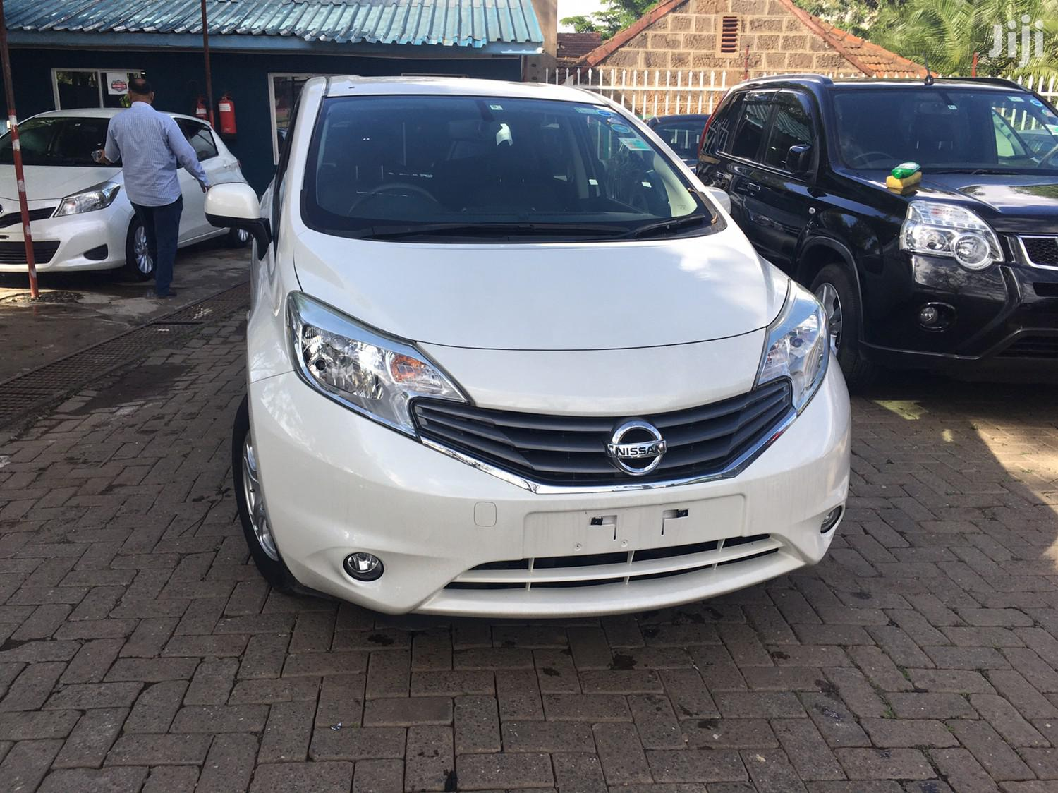 New Nissan Note 2012 White