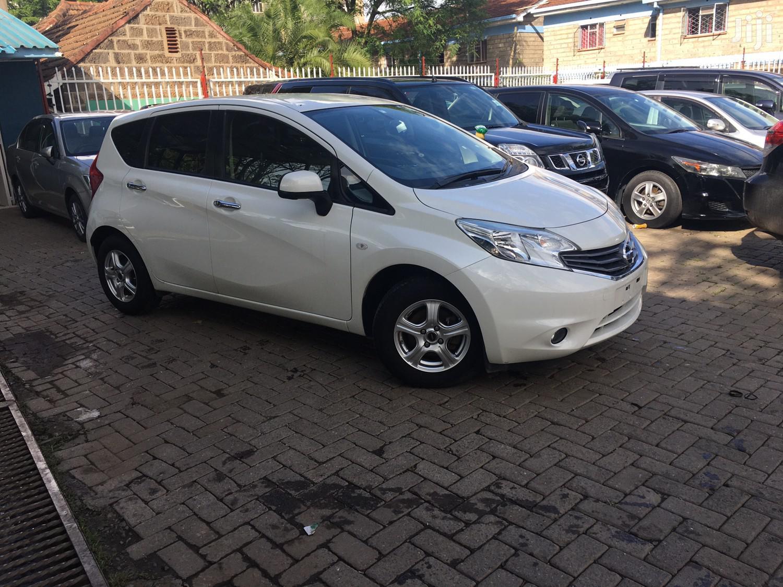 New Nissan Note 2012 White | Cars for sale in Kilimani, Nairobi, Kenya