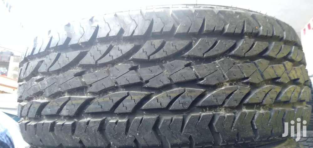 265/65/17 Savero Tyres Is Made In Indonesia