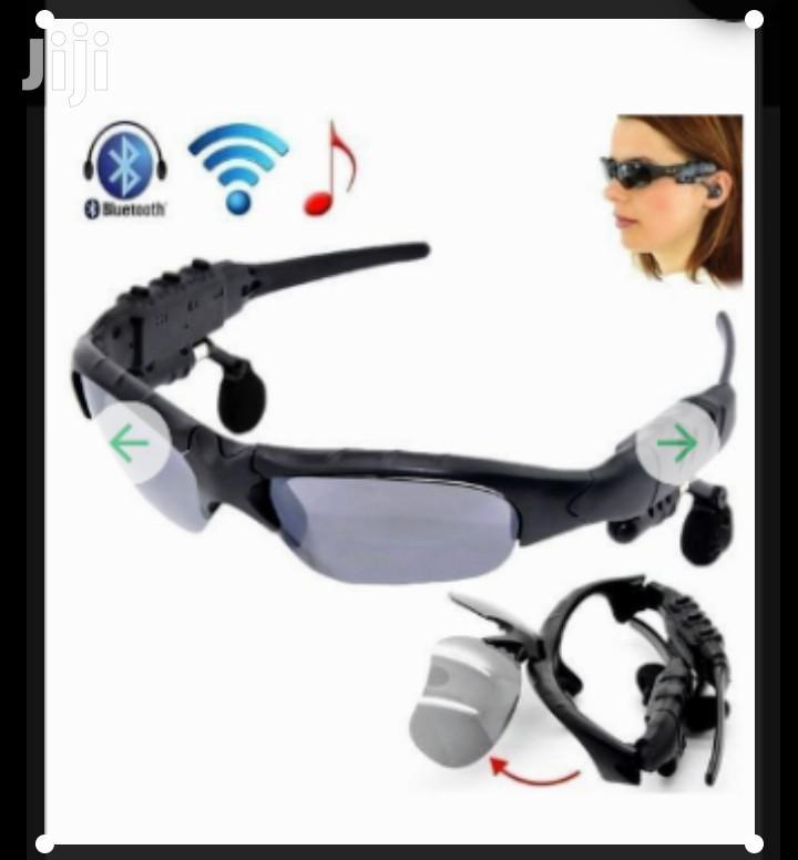 Sunglass Bluetooth Headset