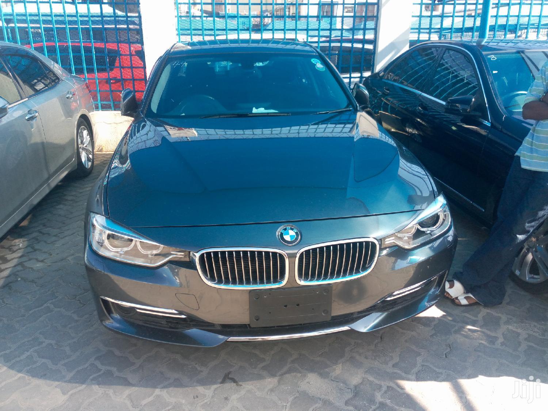 Archive: New BMW 320i 2013 Gray