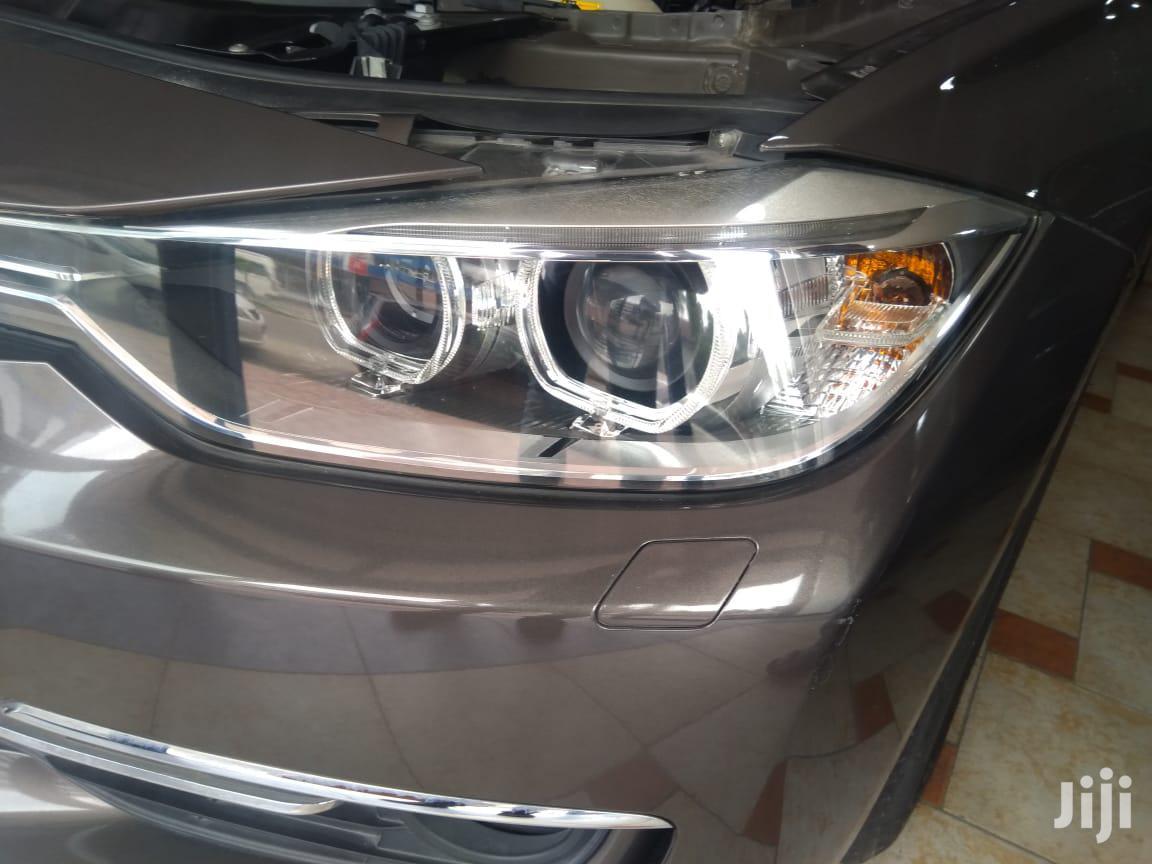 Archive: BMW 320i 2013 Gray