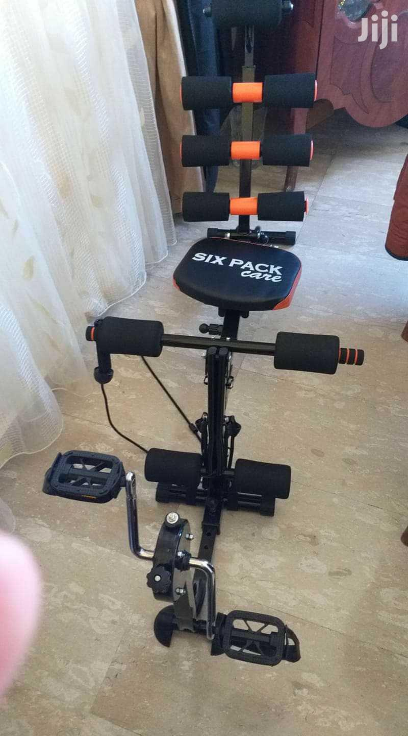 Six Pack Machine With Pedal   Sports Equipment for sale in Nairobi Central, Nairobi, Kenya