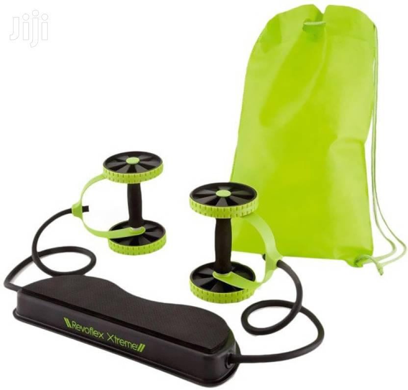 Revoflex Extreme Fitness Machine