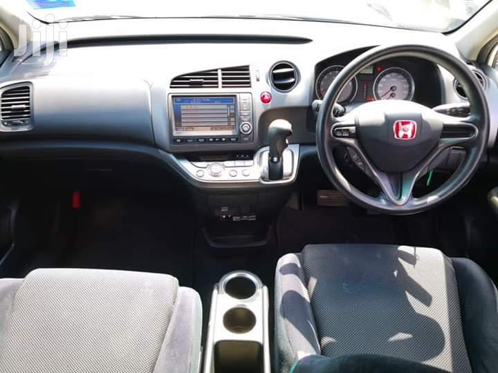 Archive: Honda Stream 2014 White