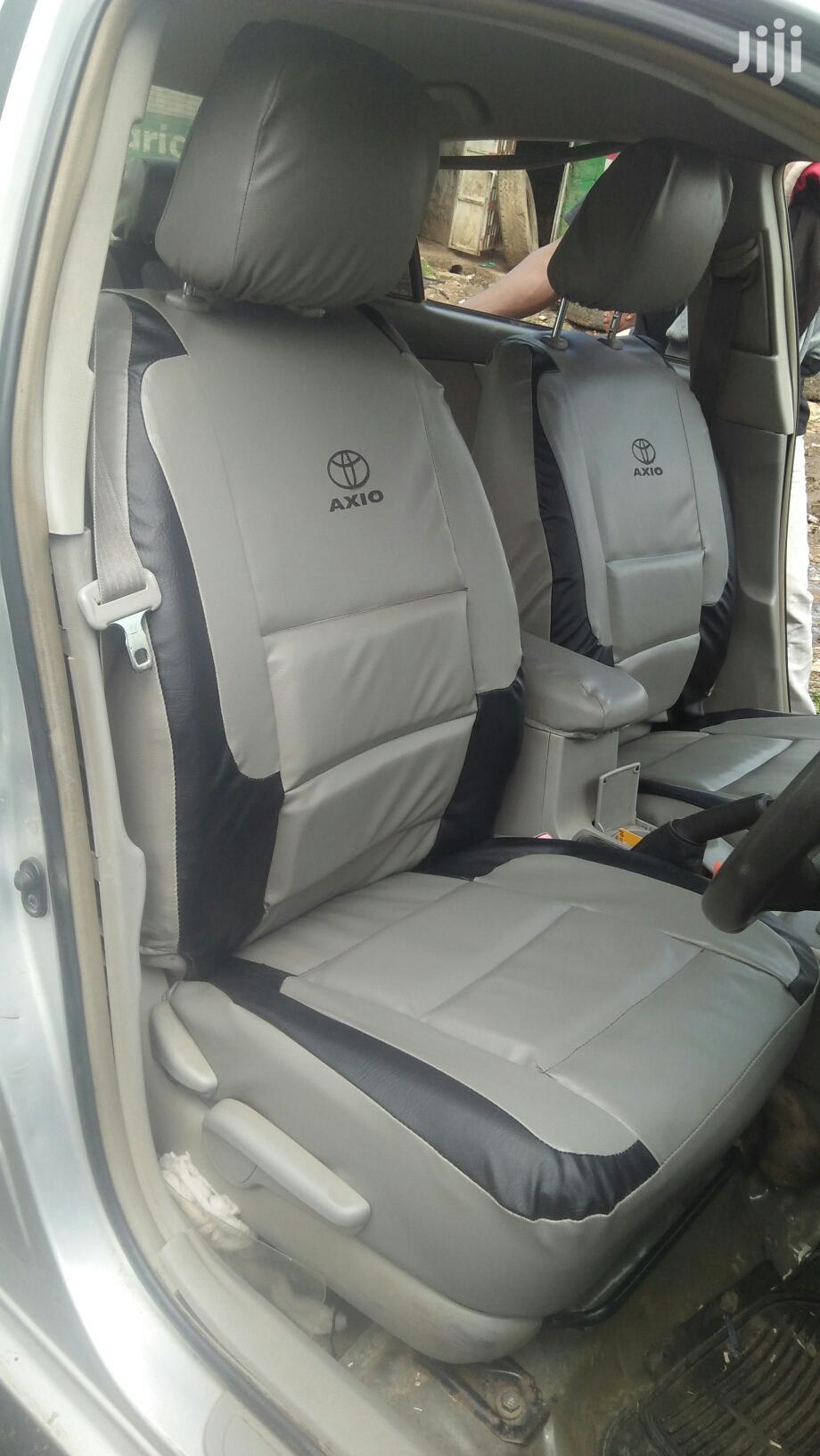 Axio Car Seat Covers