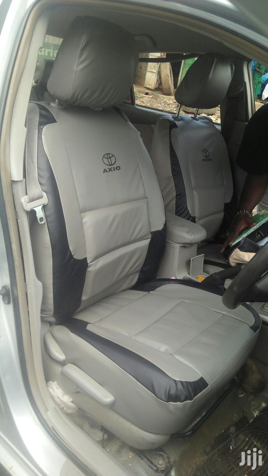 Axio Car Seat Covers | Vehicle Parts & Accessories for sale in Tudor, Mombasa, Kenya