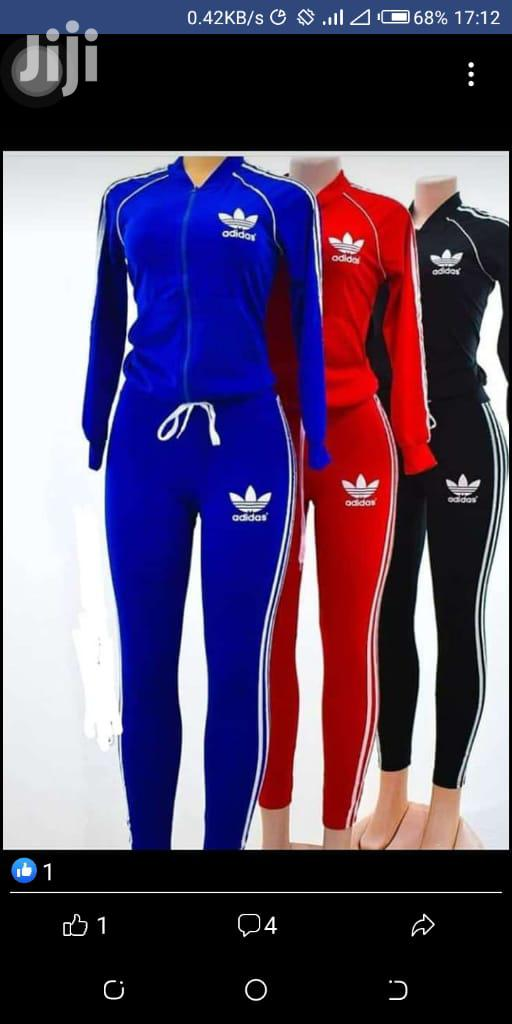 Archive: Adidas Tracksuit