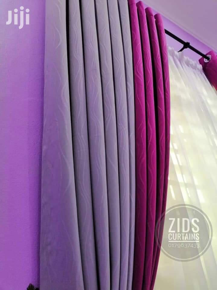 Archive: Plain Curtains