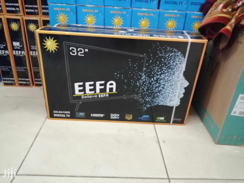 """Eefa Digital Frameless TV 32"""""""