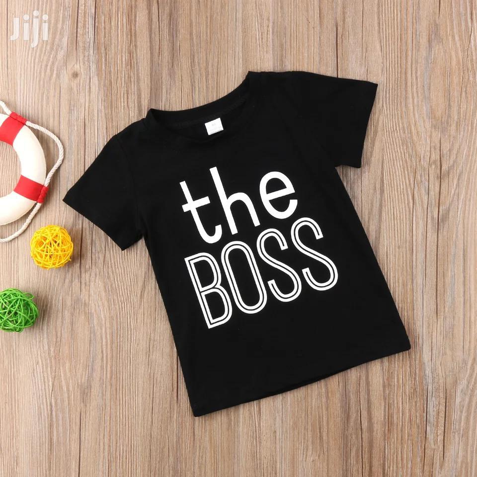 Archive: Boys T-shirts