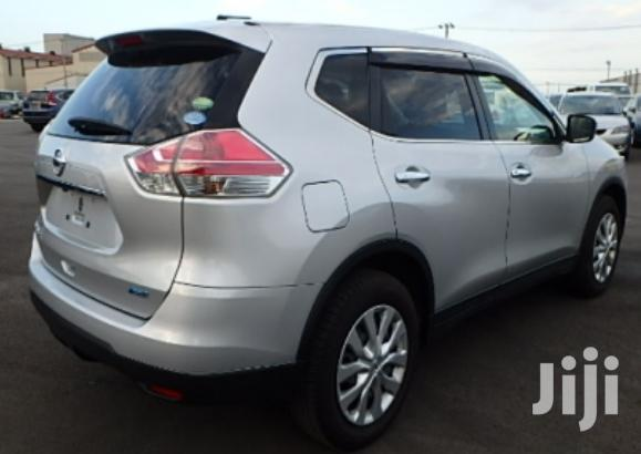 Archive: Nissan X-Trail 2014 Silver