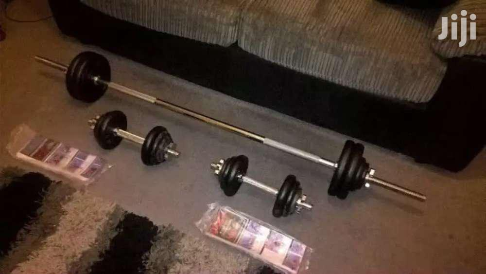 Archive: 50 Kg Gym Barbell Weight Set