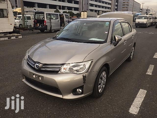 Archive: New Toyota Corolla 2012 Gray
