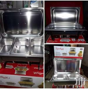 Chaffing Dish/Food Warmer/Hot Pot | Restaurant & Catering Equipment for sale in Nairobi, Nairobi Central