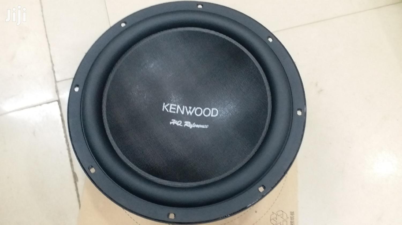 "Kenwood HQR3000 Deep Bass Woofer 1500watts New in Shop 12"" | Vehicle Parts & Accessories for sale in Nairobi West, Nairobi, Kenya"