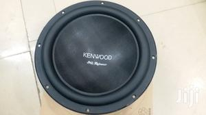 """Kenwood HQR3000 Deep Bass Woofer 1500watts New in Shop 12"""" 