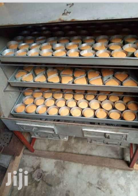 Charcoal Oven
