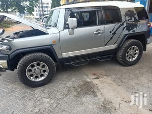 Toyota FJ Cruiser 2012 4x4 Automatic Gray | Cars for sale in Mombasa, Mvita