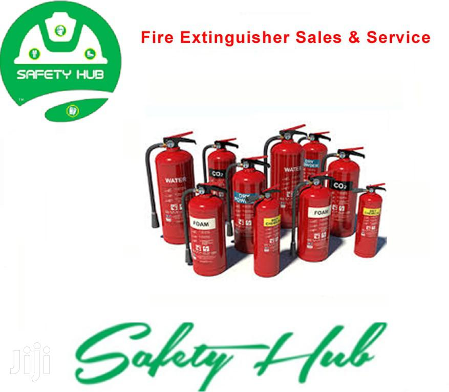 Fire Extinguishers ( New) | Safety Equipment for sale in Nairobi Central, Nairobi, Kenya