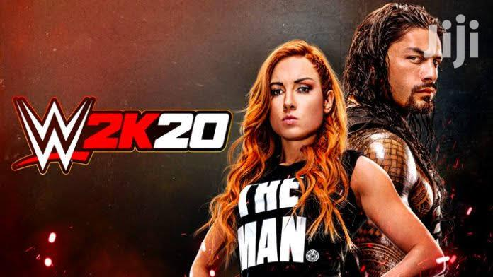 WWE 2K20 Pc Game