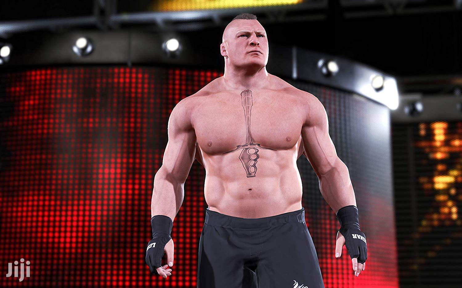 WWE 2K20 Pc Game | Video Games for sale in Nairobi Central, Nairobi, Kenya