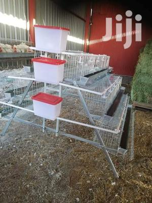 Layers Cages In Kahawa   Farm Machinery & Equipment for sale in Nairobi, Kahawa West
