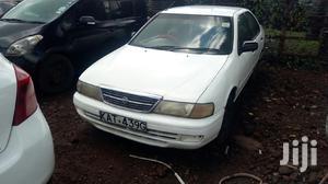 Nissan Sunny 1998 White
