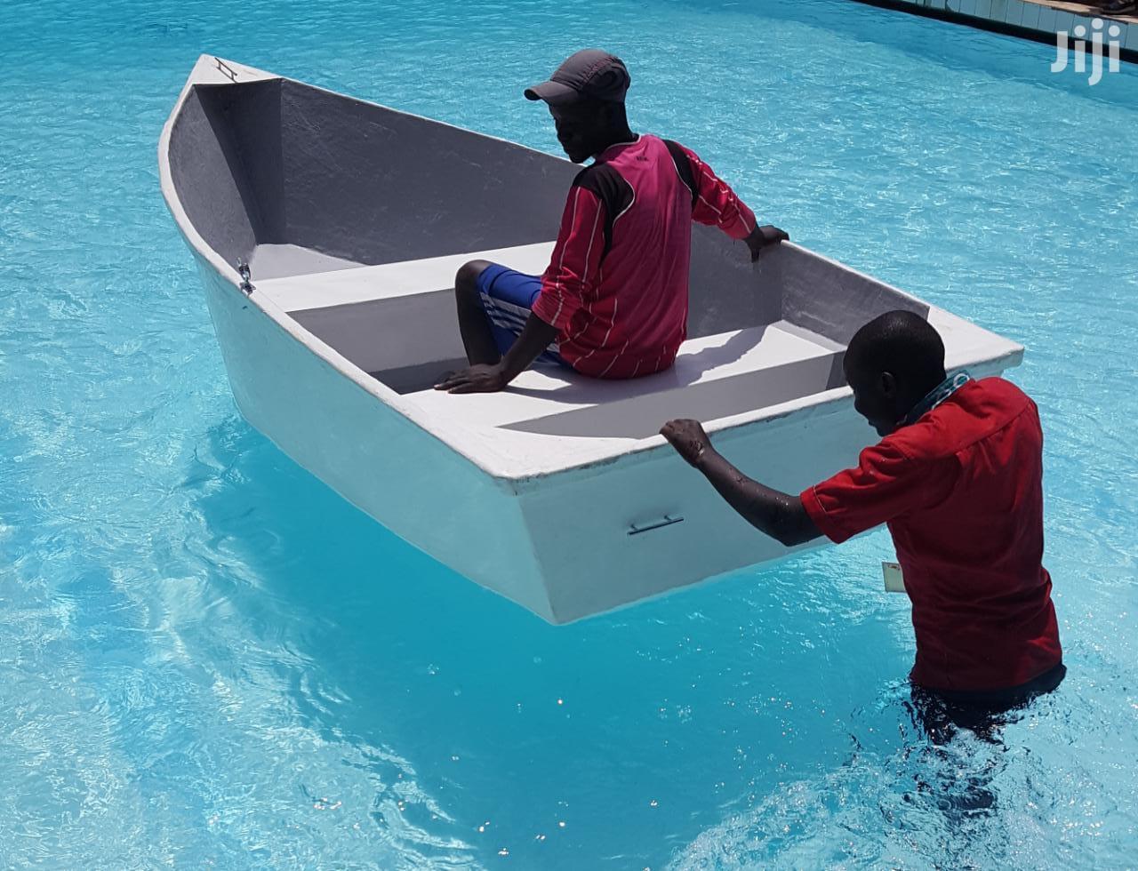Fiber Glass Boat