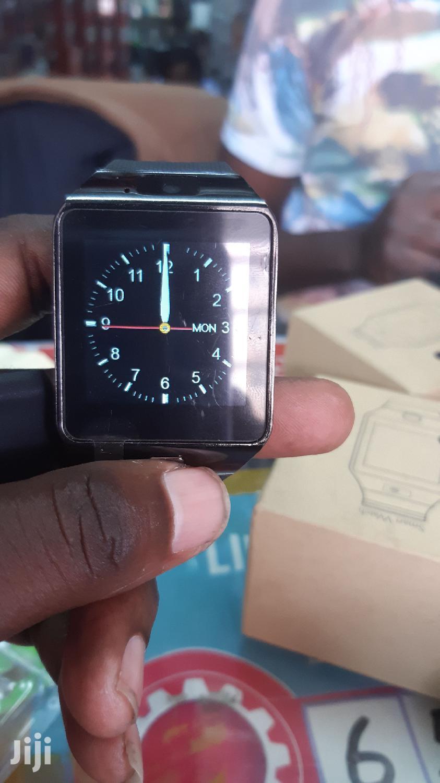 Digital Smart Watch Has Sim Card Slot