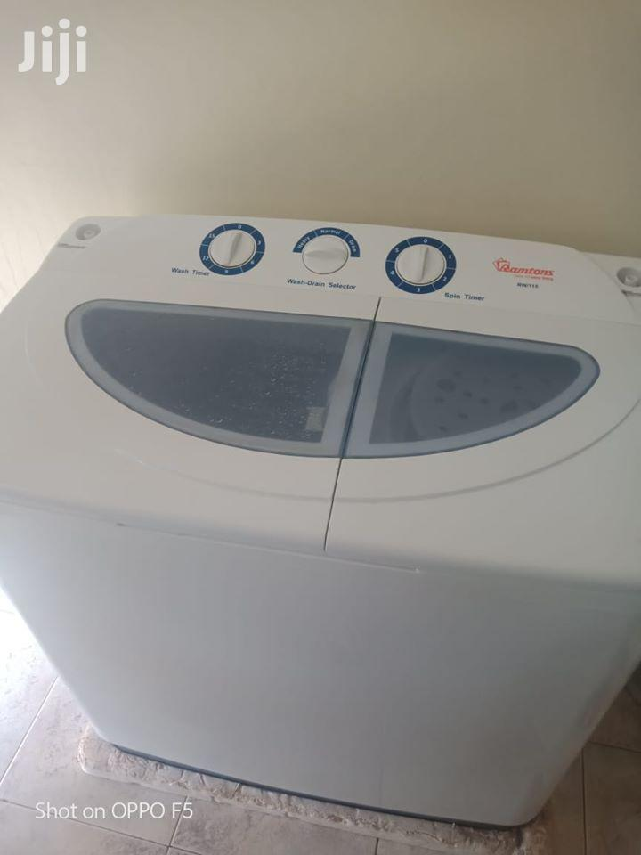 Washing Machine Up for Sale
