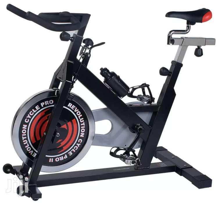 Stationary Exercise Spin Bike