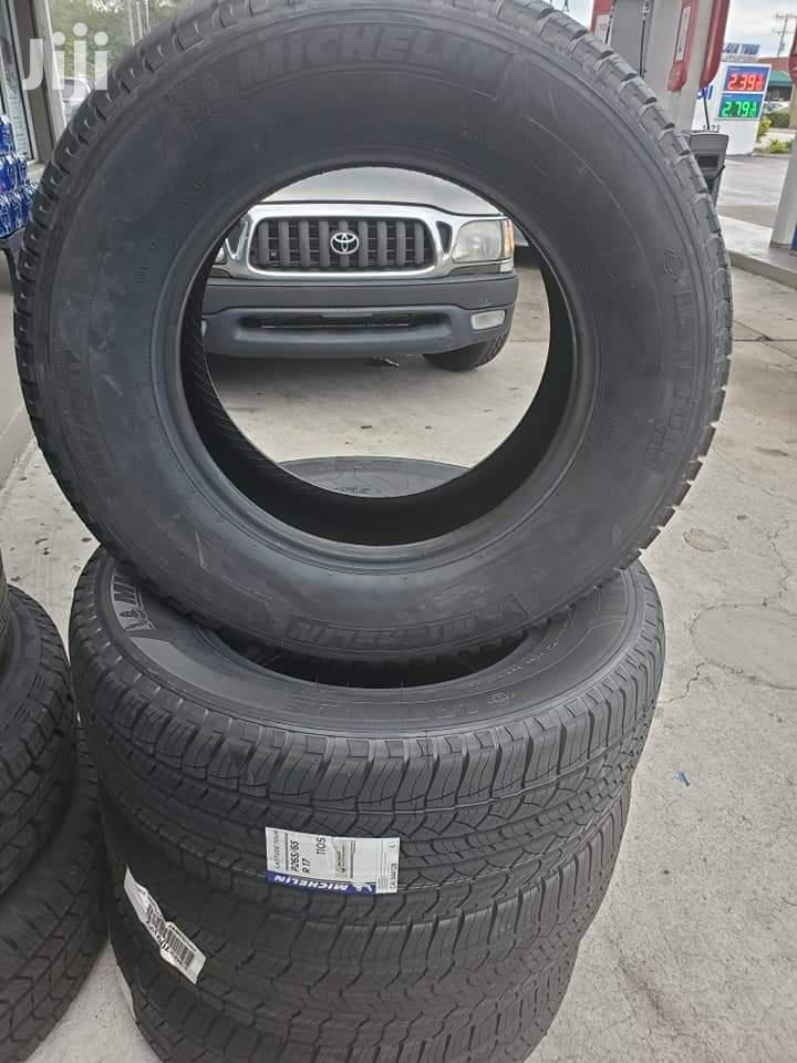 265/65/17 Michelin Tyres Is Made In Thailand