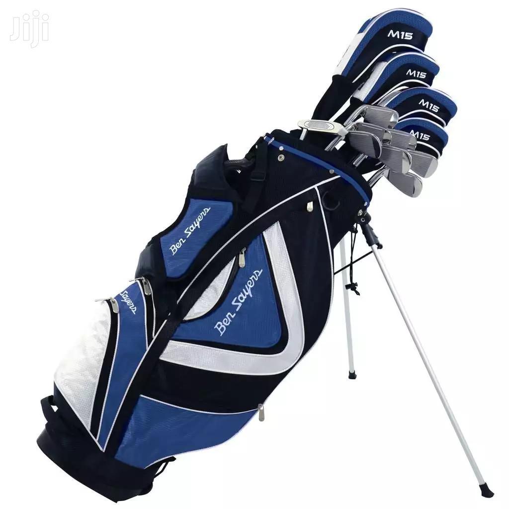 Women Golf Club Set Ben Sayers M8