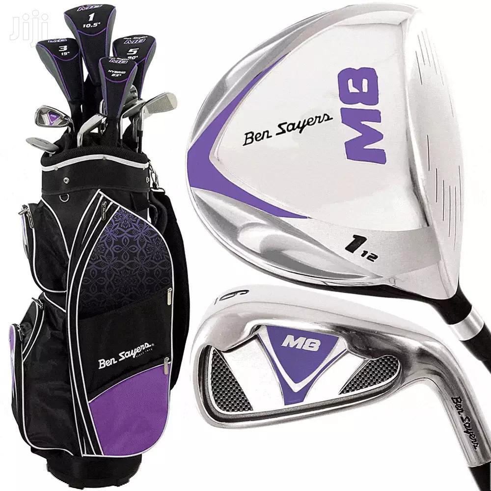 Golf Club Set Kit for Ladies