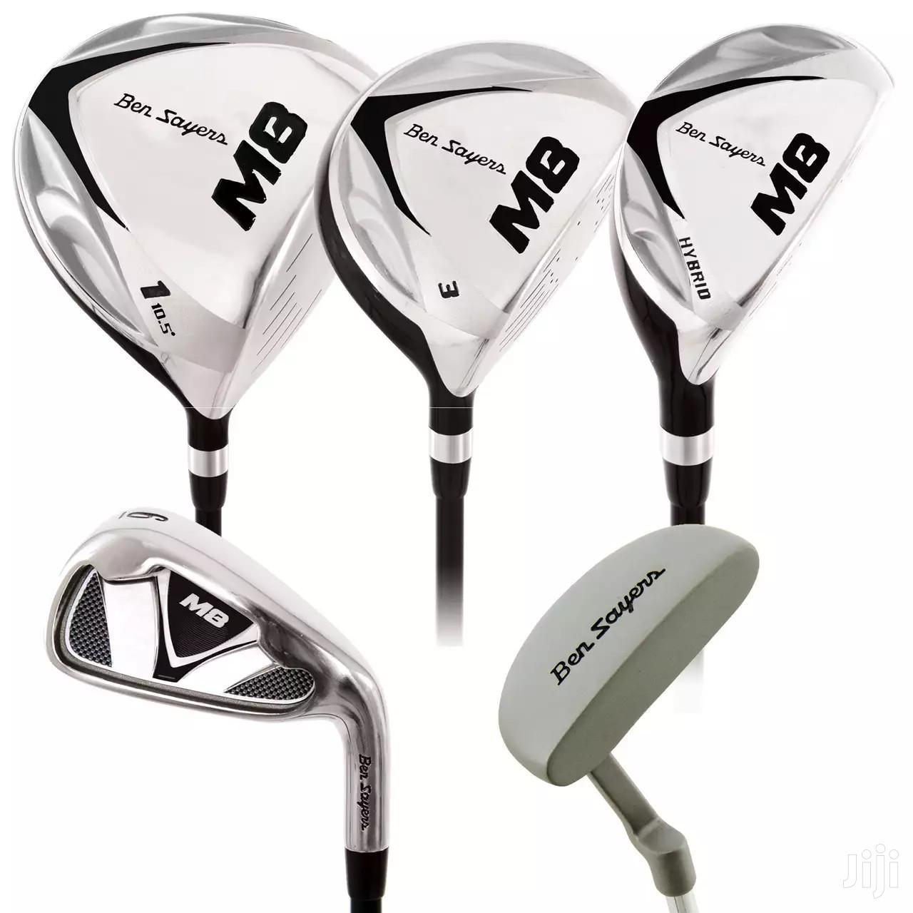 Ben Sayers Adult Mens Golf Club Set