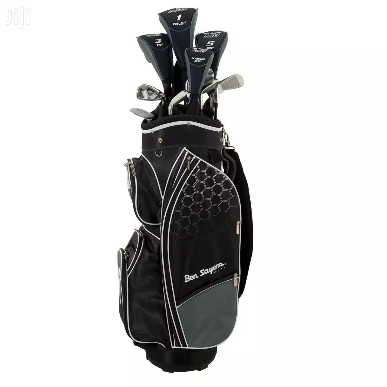 Adult Mens Golf Club Set Kit Ben Sayers
