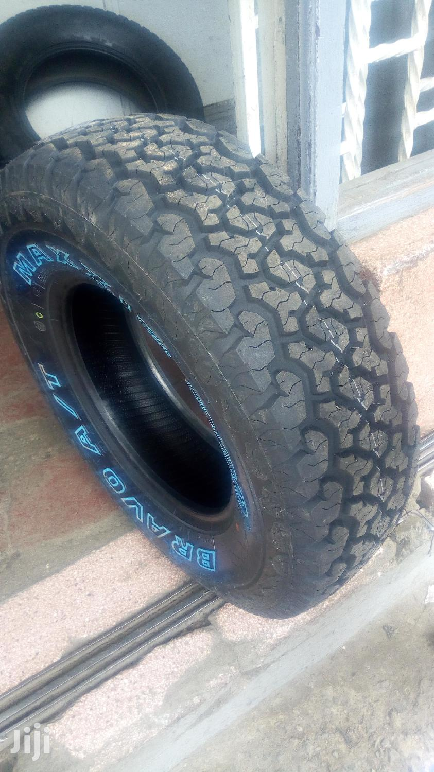 235/70R15 Maxxis Tyres A/T From Thailand.
