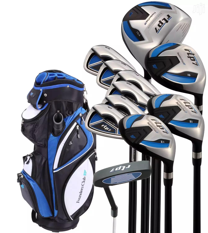 Adult Men Golf Club Set Tigeroar