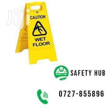 Archive: CAUTION BOARDS