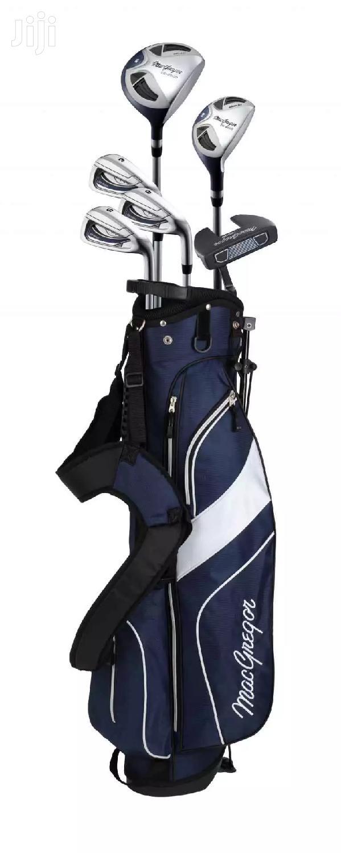 Mens Golf Club Set Macgregor